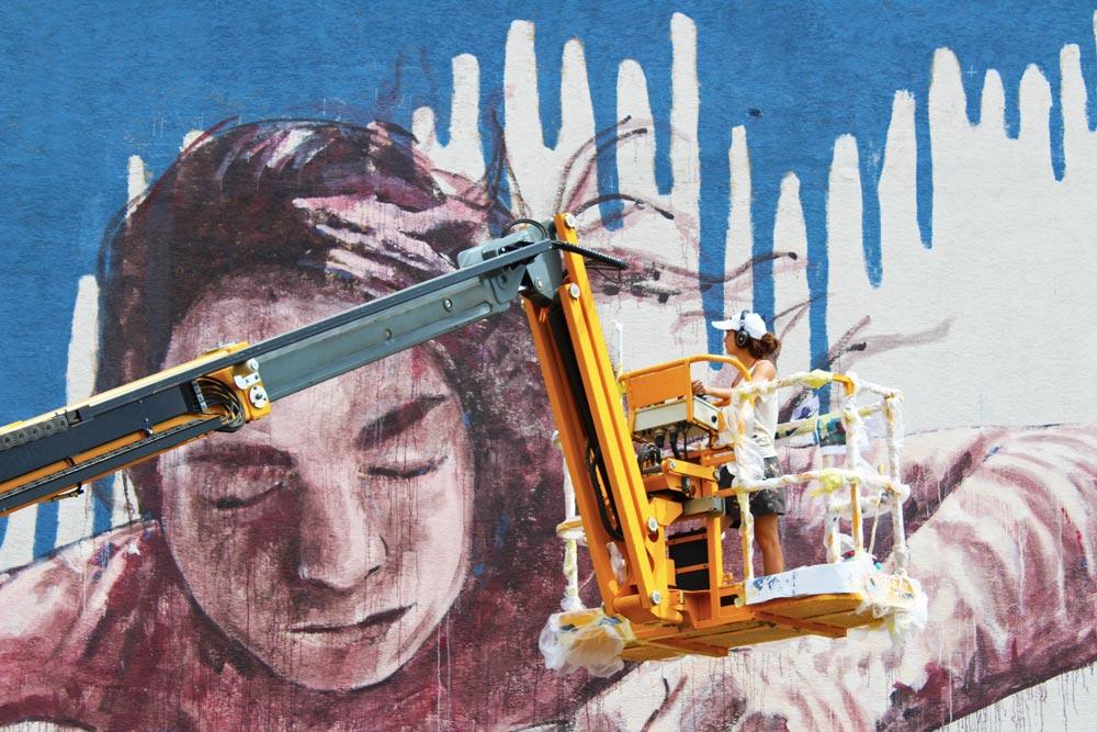 street art a vienna