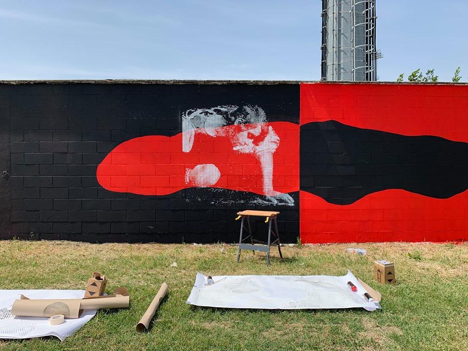 street art a comacchio chekos