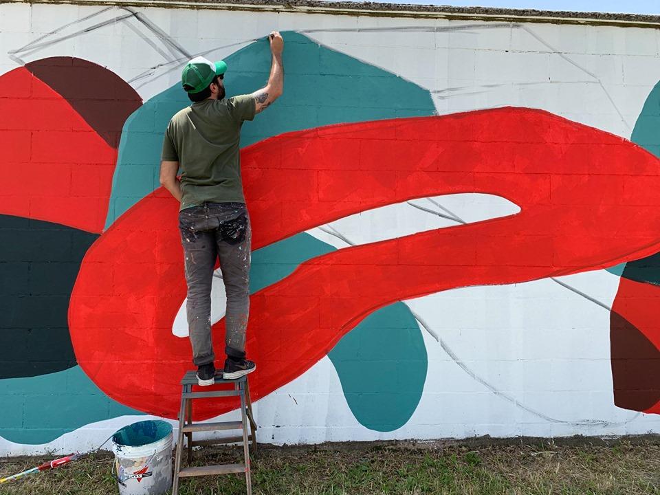 street art a comacchio giulio vesprini