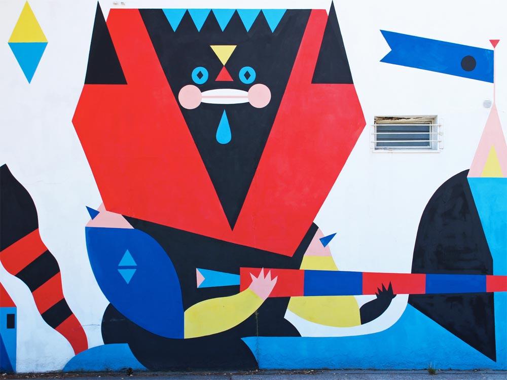 street art a ravenna