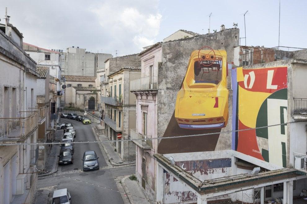 festival di street art in italia ragusa