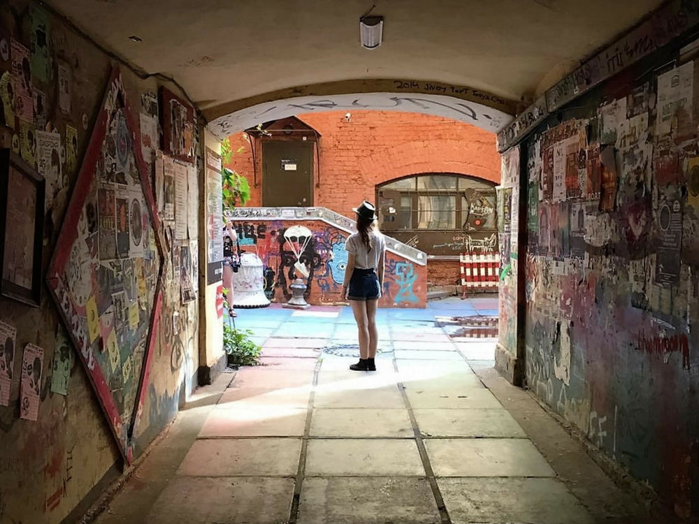 cosa vedere in 5 giorni a san pietroburgo arte contemporanea