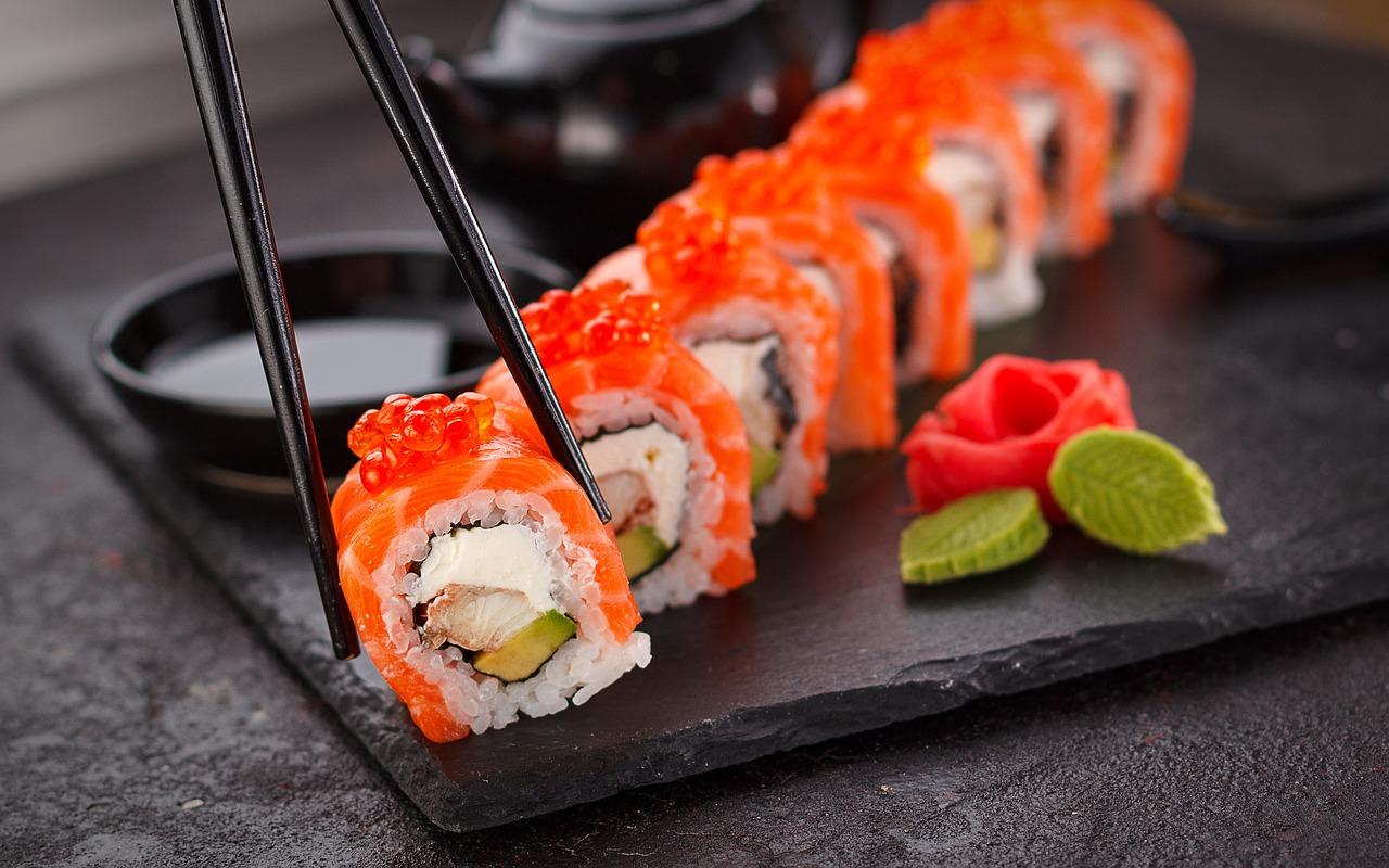 cosa visitare a barcellona cucina giapponese e brasiliana