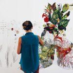 Intervista a Paola Tassetti: quando l'arte è una questione di grazia