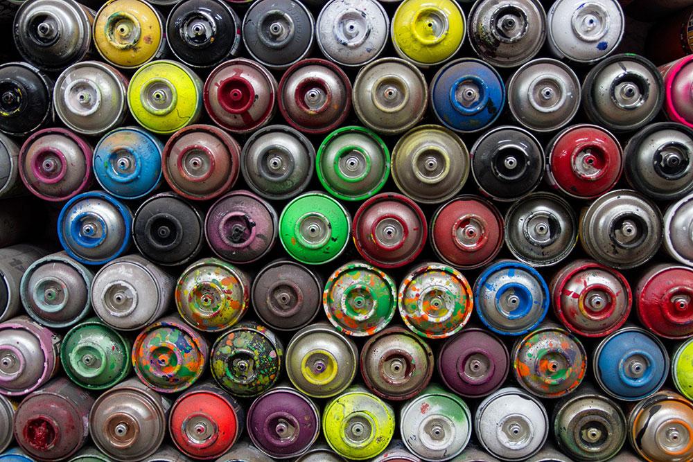 citta del mondo street art dettaglio