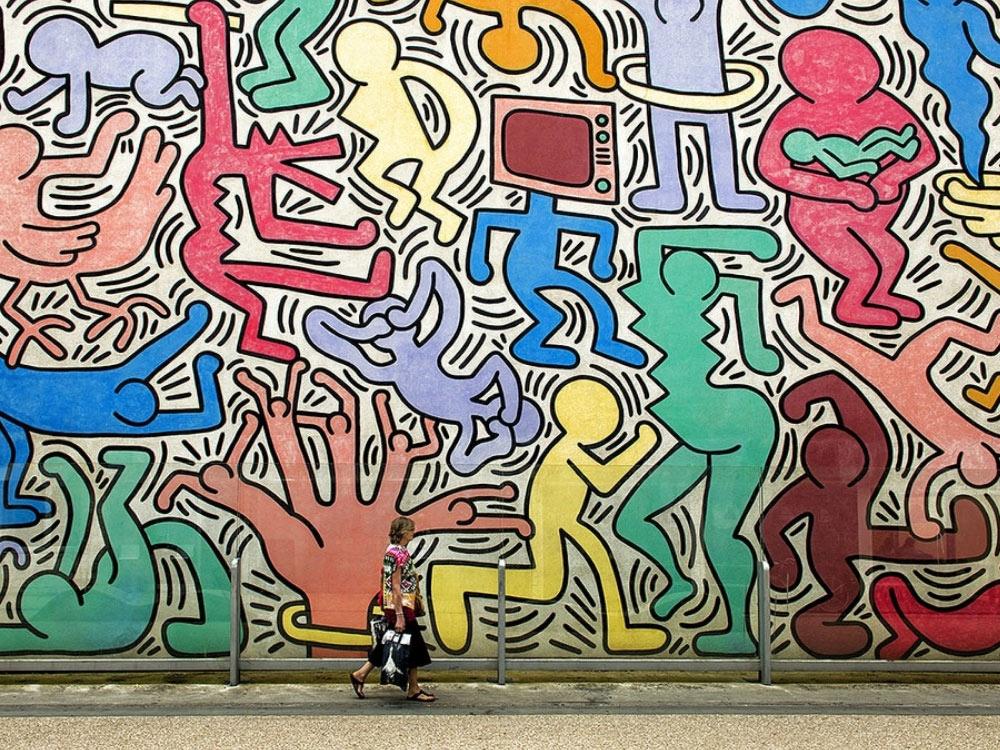 Le 5 opere più famose di Keith Haring