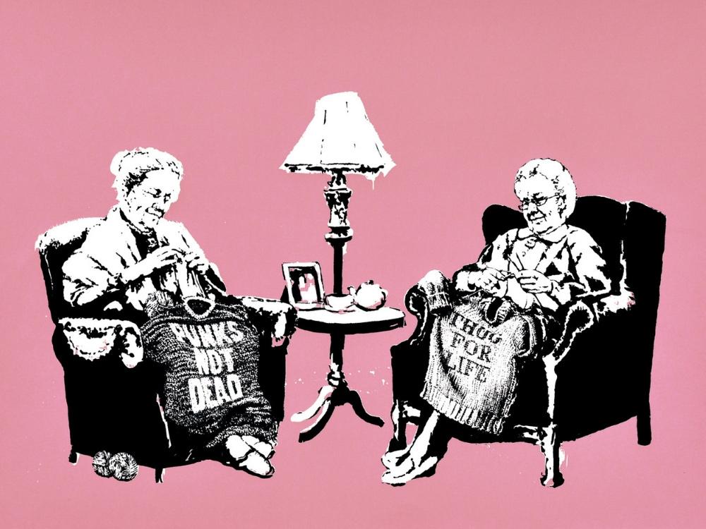 banksy-a-osimo-copertina-con-serigrafia-grennies