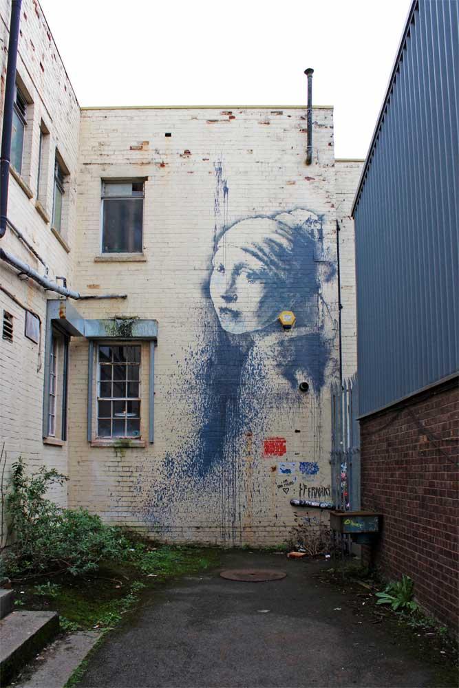 street art a bristol capolavoro banksy