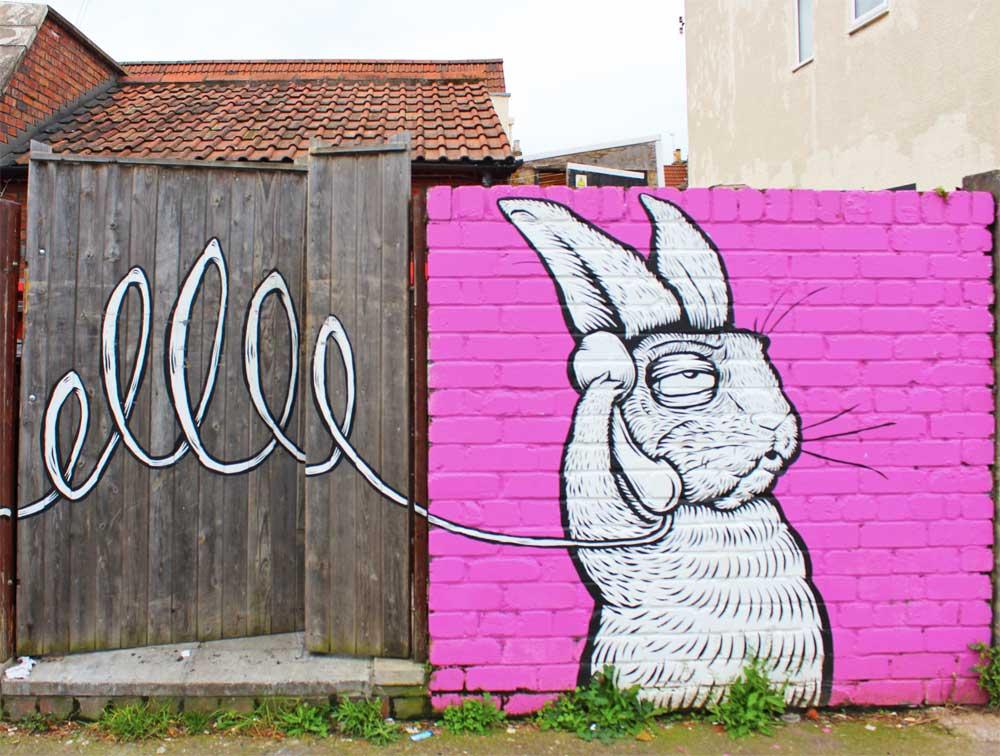 street art a bristol upfest