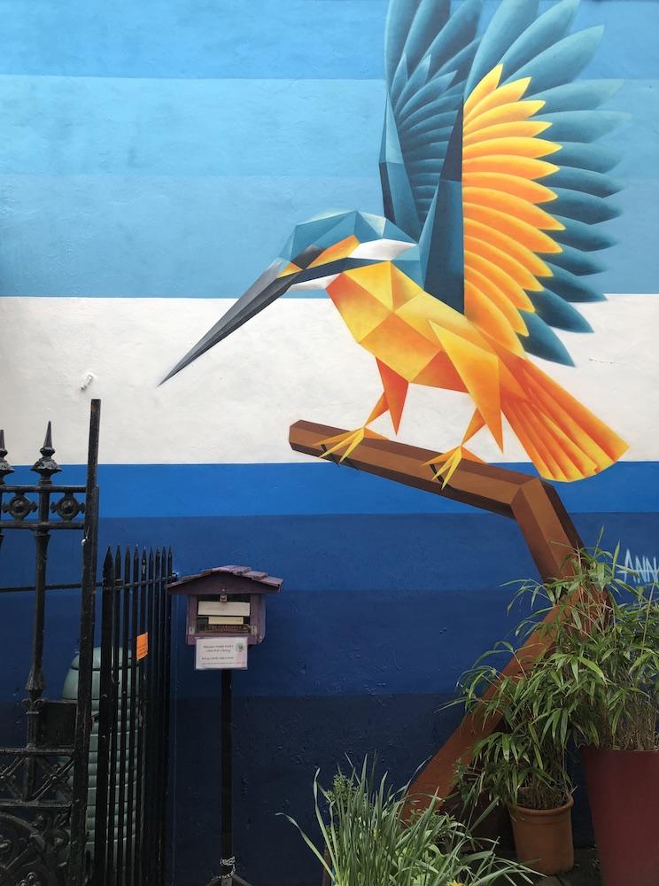 street art bristol annatomix