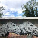 Street art a Mutonia: il nostro viaggio nel paese degli artisti