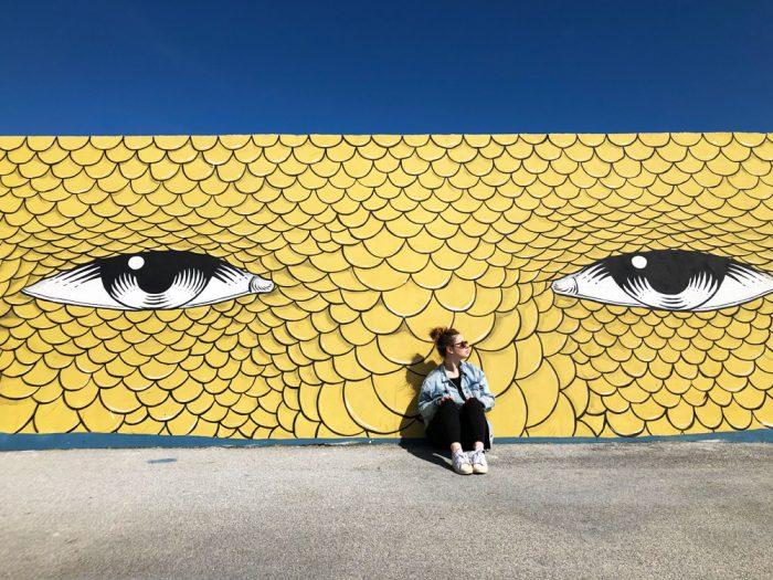 street art porto civitanova marche vedo a colori festival