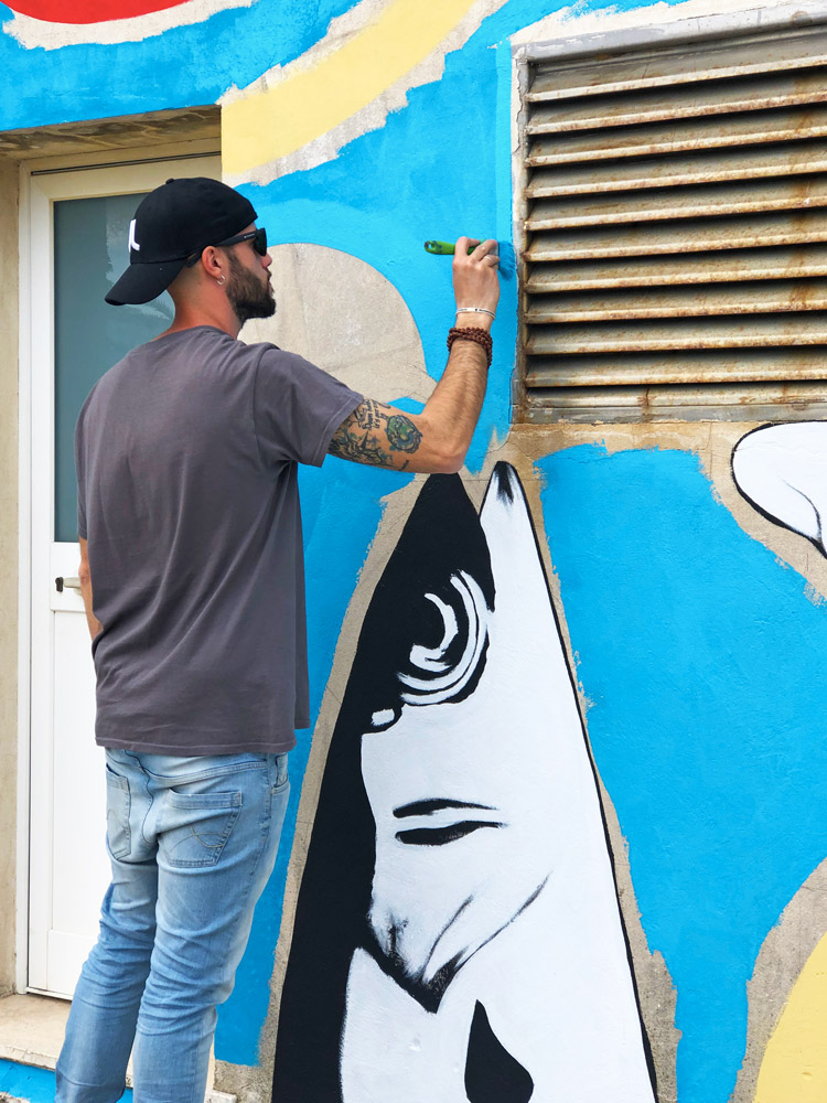 street art porto civitanova marche vedo a colori riccardo buonafede