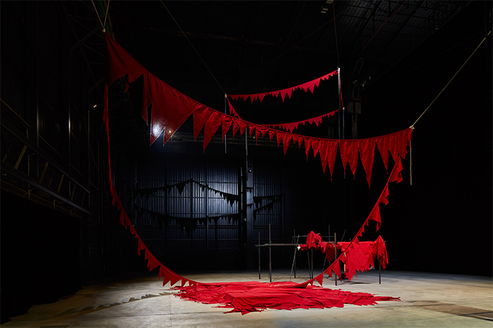 mostre di arte contemporanea estate 2019_Sheela Gowda Remains