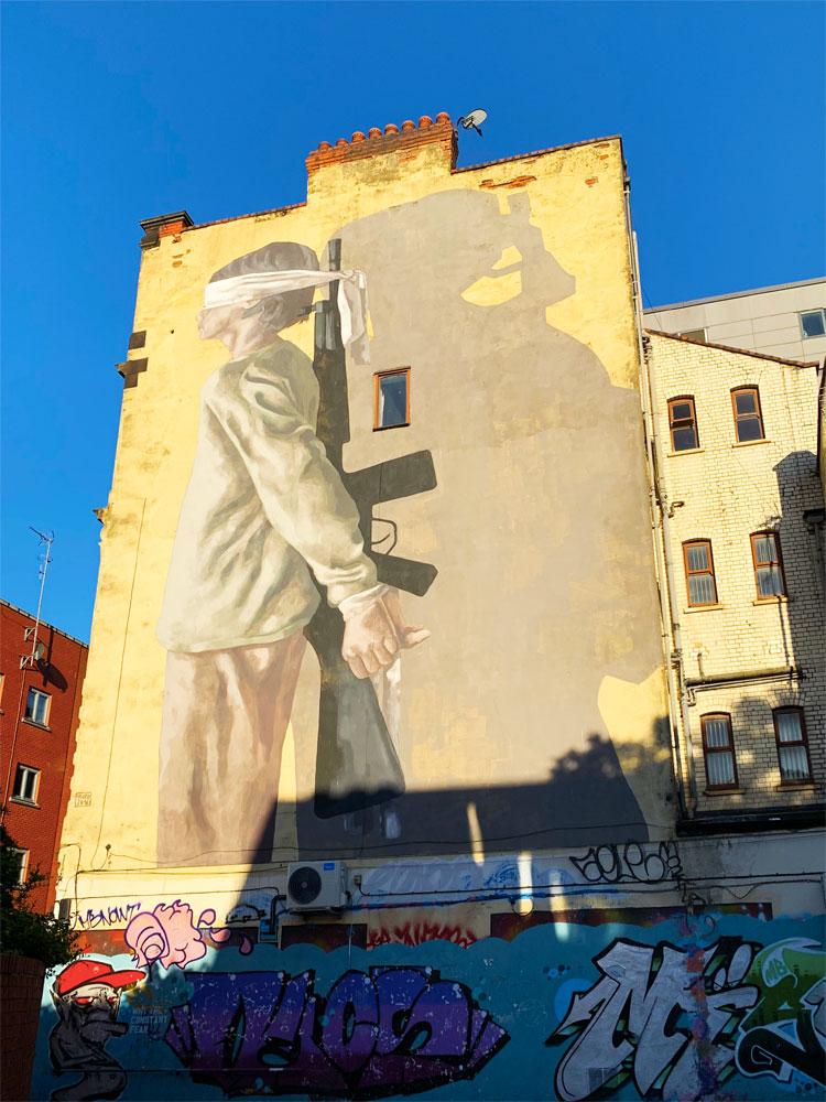 street art a manchester 9