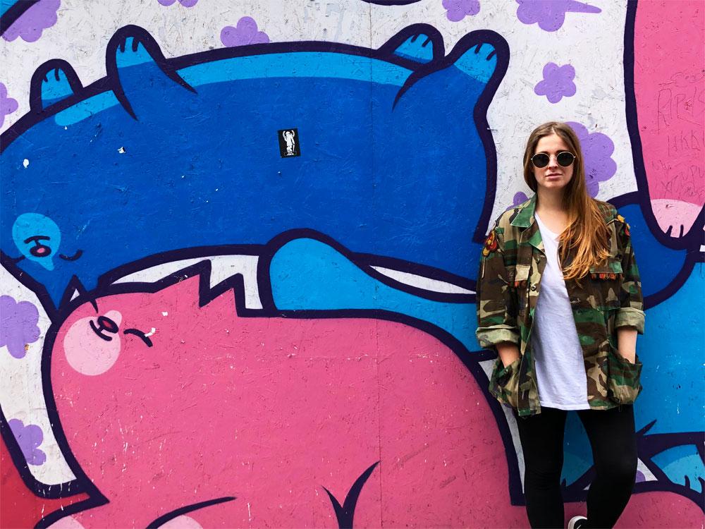 street art a manchester hummo