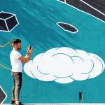 Street art a Gradara: le opere del progetto OLTRE LE MURA