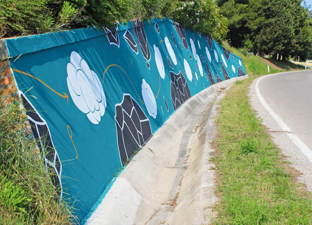 street art gradara andreco sp47