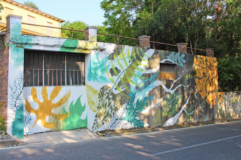 street art gradara gola hundun