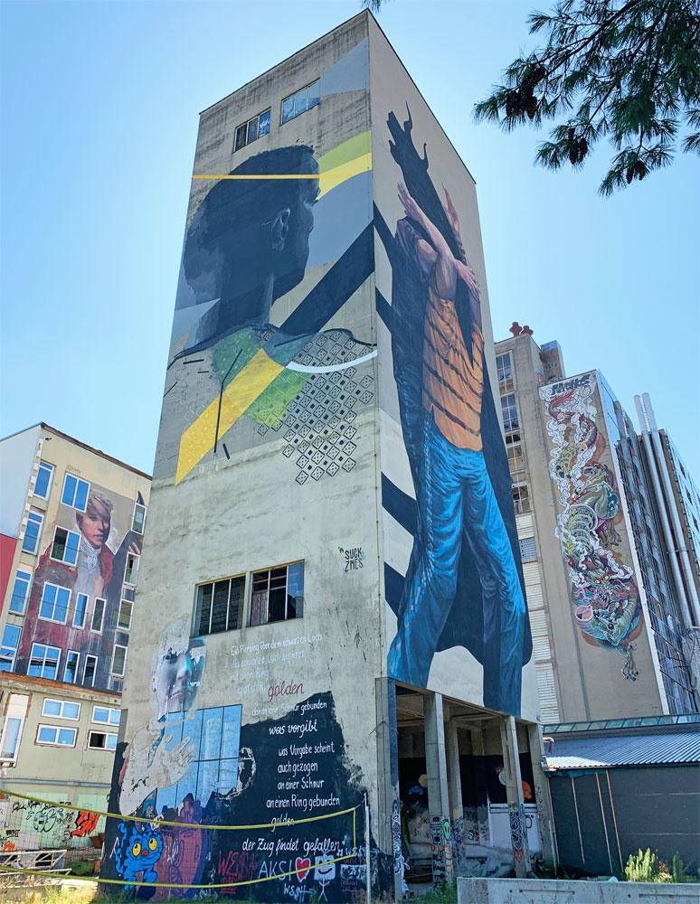 cosa vedere graz street art