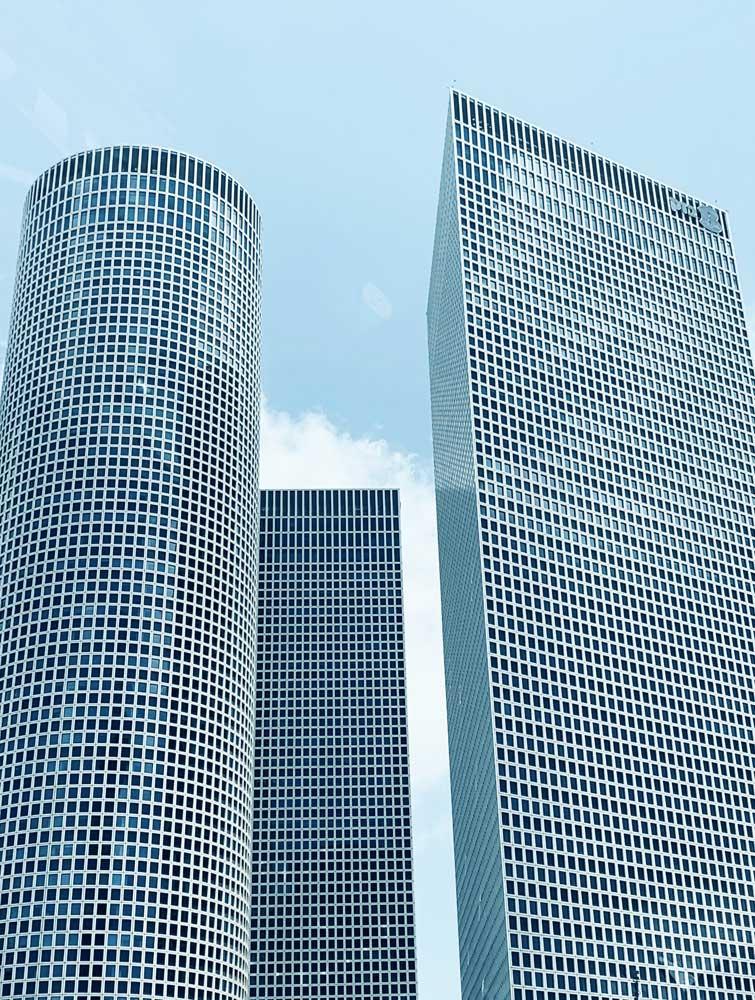 tel aviv cosa vedere grattacieli