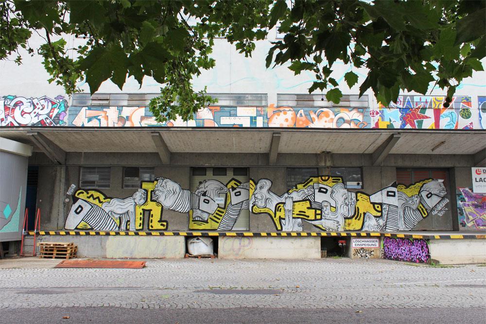 cosa vedere linz graffiti