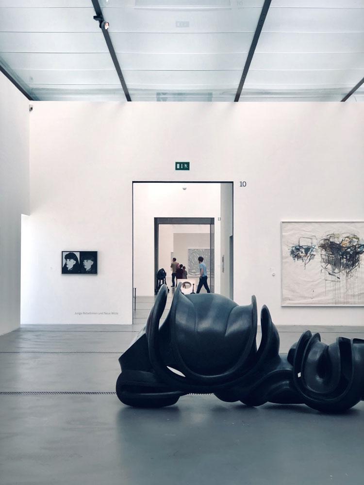 cosa vedere linz lentos museum contemporanea