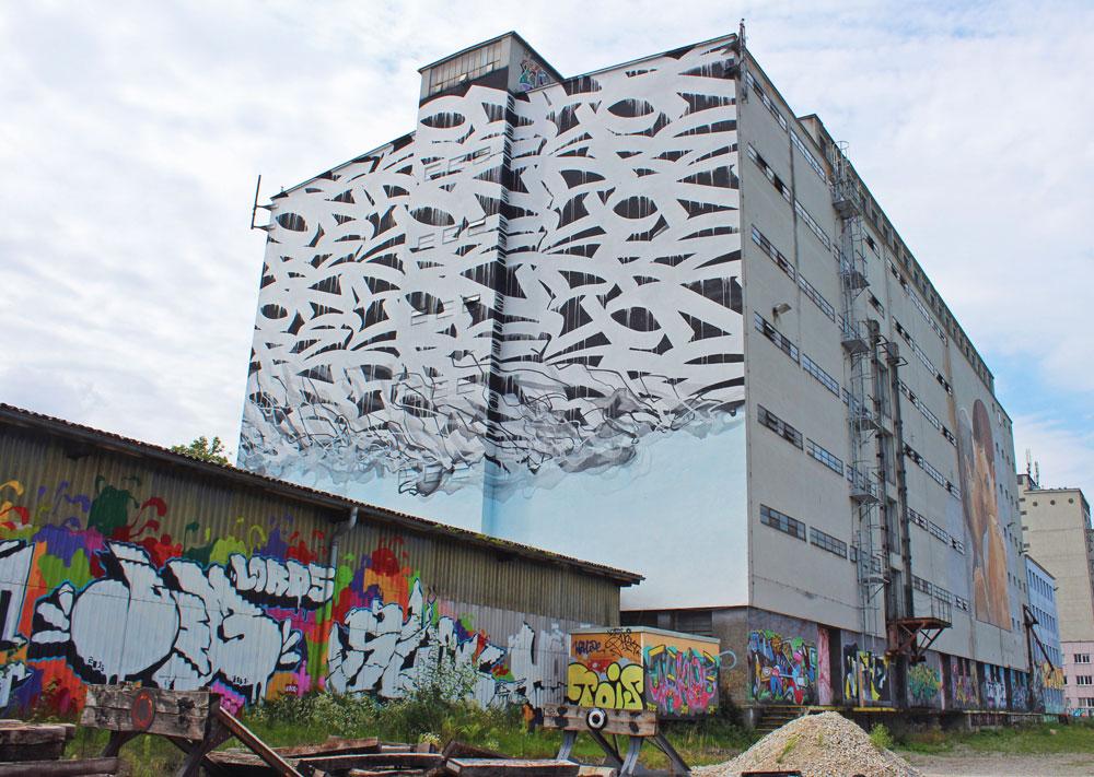 cosa vedere linz street art graffiti