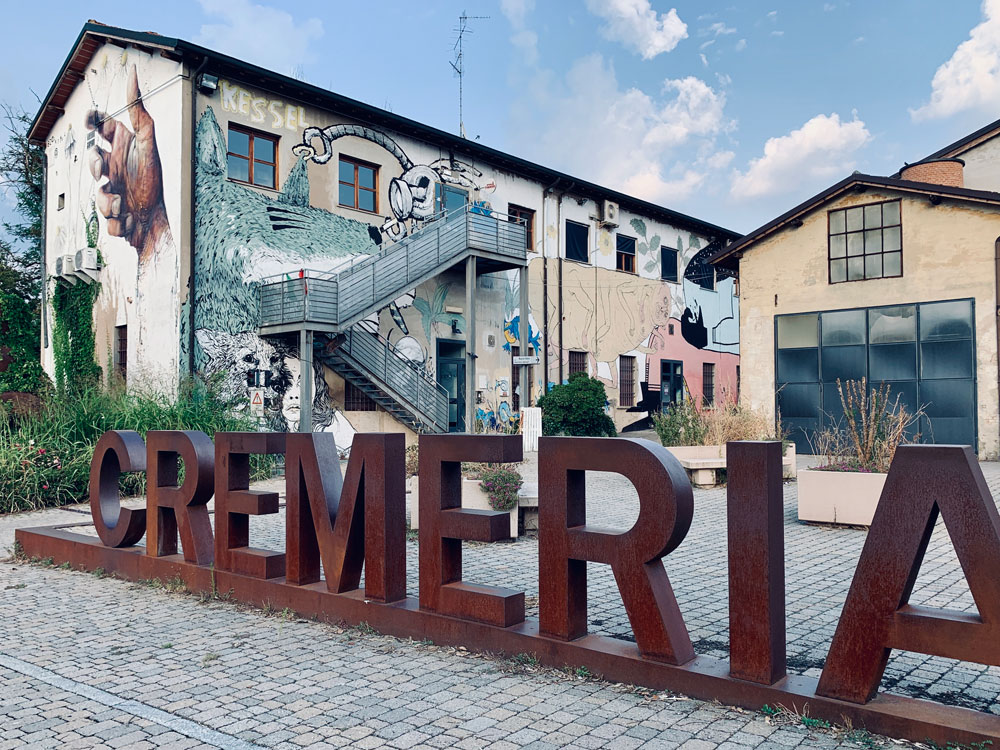 street art reggio emilia cavriago kessel