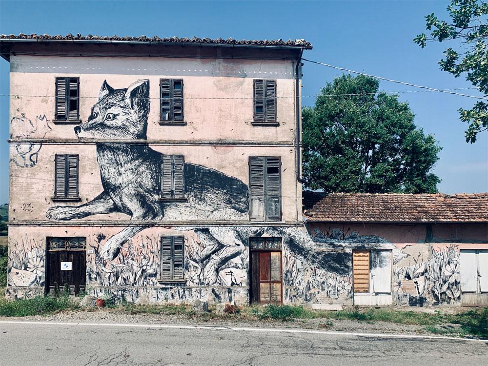 street art reggio emilia vedriano collettivo fx