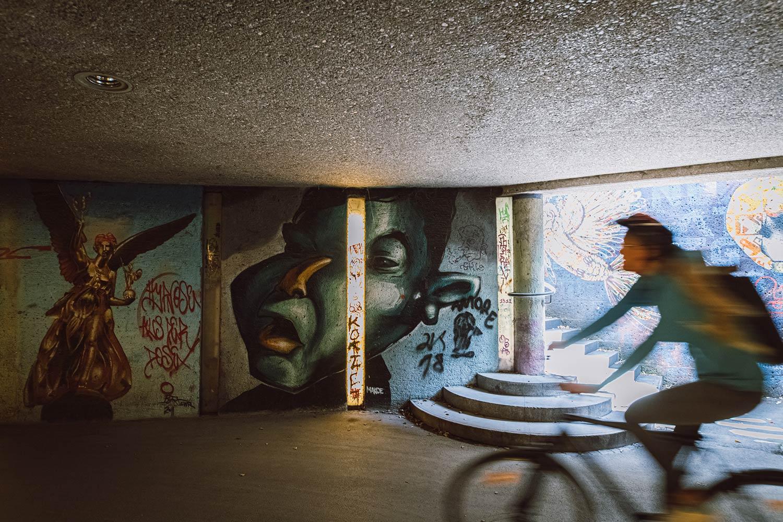 cosa-vedere-a-monaco-di-baviera-Friedensengel-Tunnel