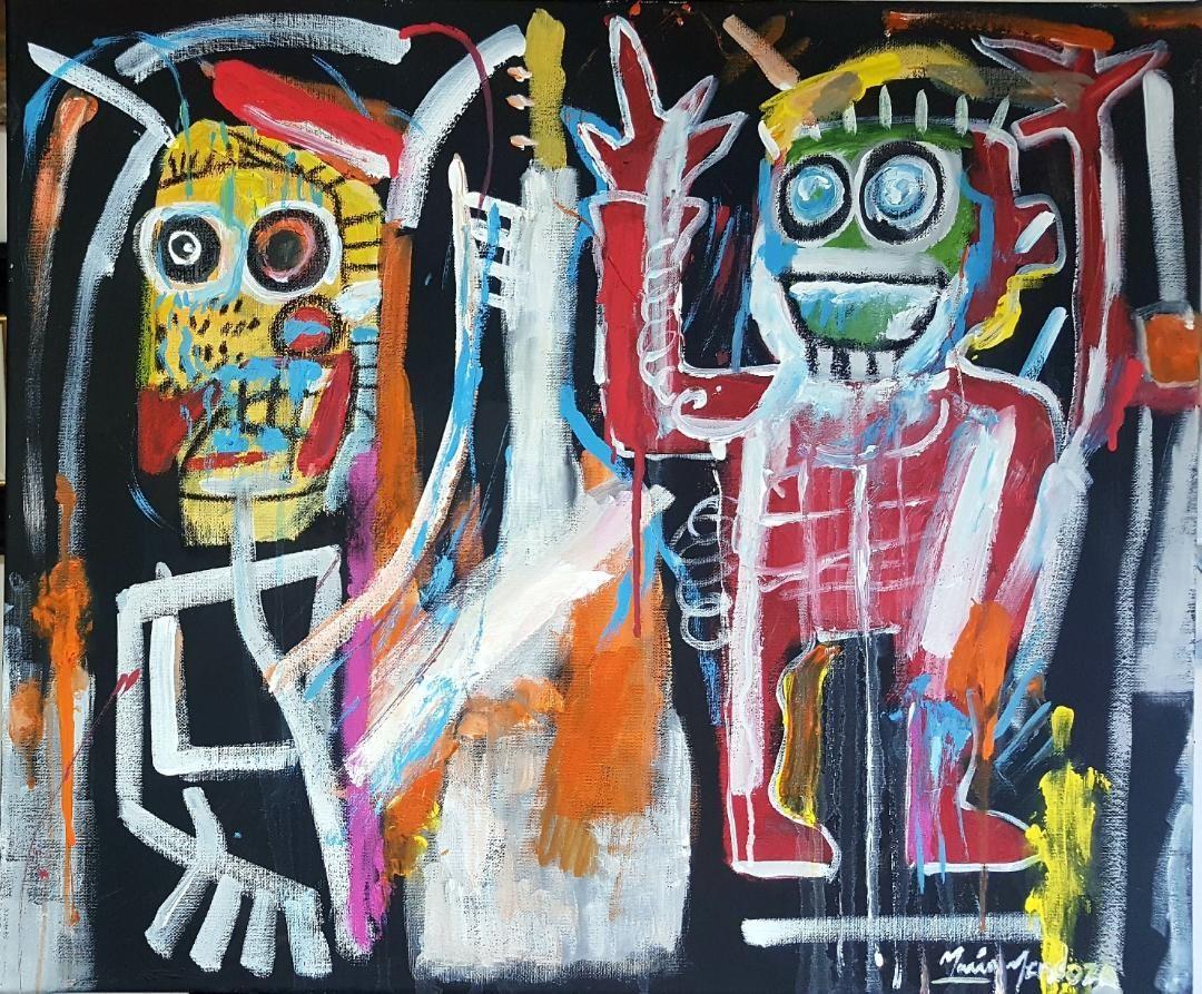 jean-michel basquiat opere dustheads