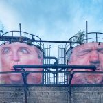 UrbanArt Biennale Völklingen: quando un parco industriale investe sull'arte