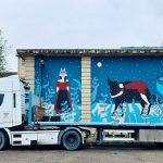 Pennelli Ribelli: la street art a Marzabotto