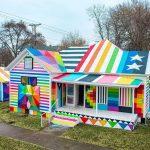 Okuda, dove trovare 10 opere dello street artist spagnolo