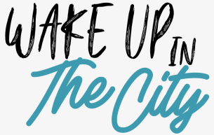 wake up in the city logo