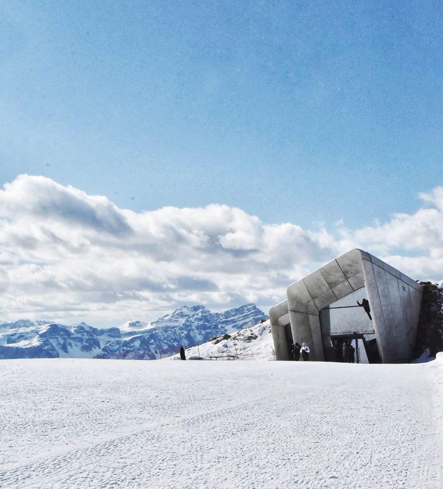 arte-contemporanea-dolomiti-messner-museo montagna