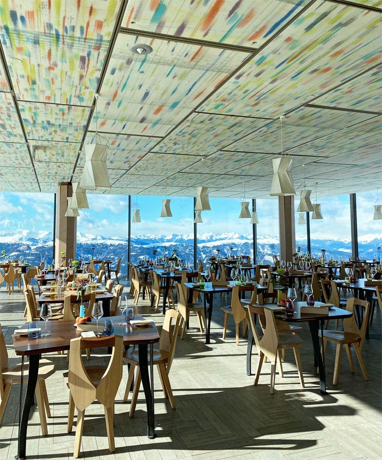 lumen museo della fotografia di montagna alpinn restaurant