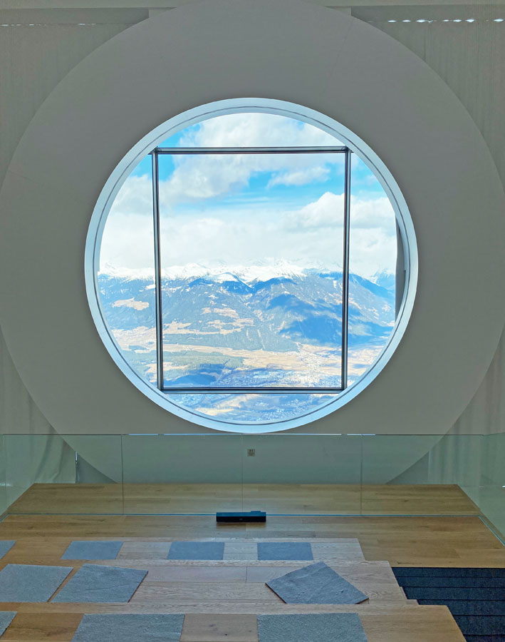 lumen museo della fotografia di montagna obiettivo