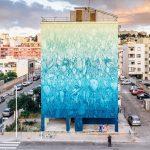 Tellas: dove trovare 8 opere dello street artist in Italia
