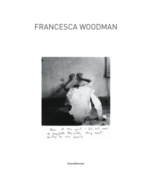 cataloghi arte contemporanea francesca woodman