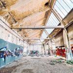 Ex distilleria Eridania Ferrara: alla scoperta della Narnia della street art