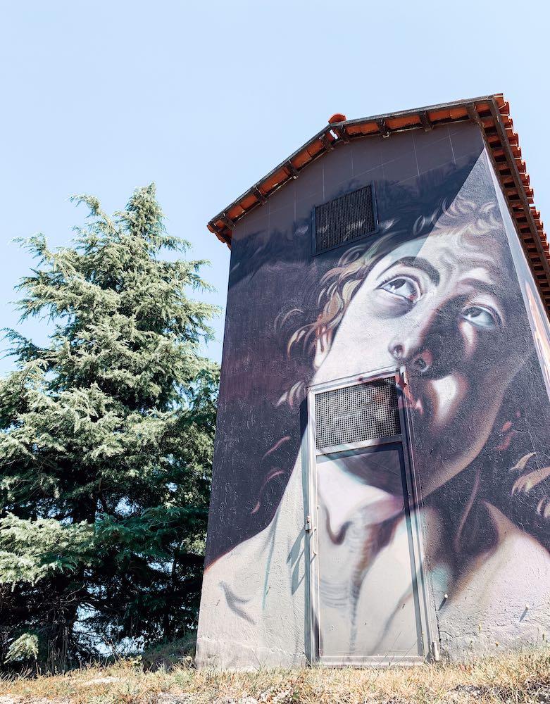 arte contemporanea nelle langhe