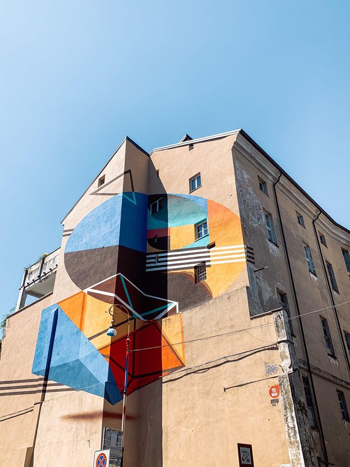 street art torino lavazza progetto