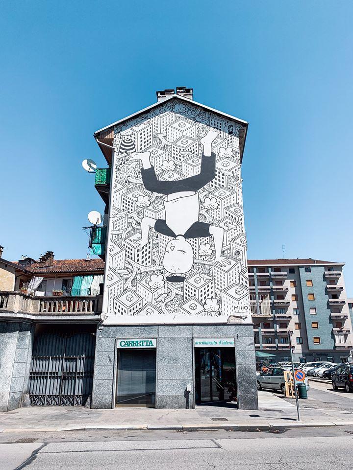 street art torino millo