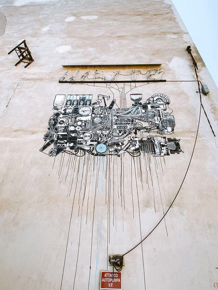 street art torino nevercrew
