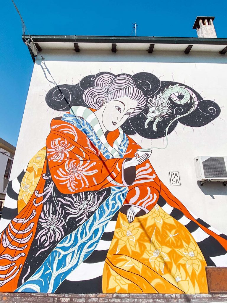street art molinella pasa