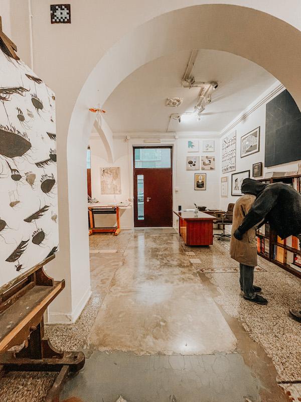 gallerie d'arte in italia