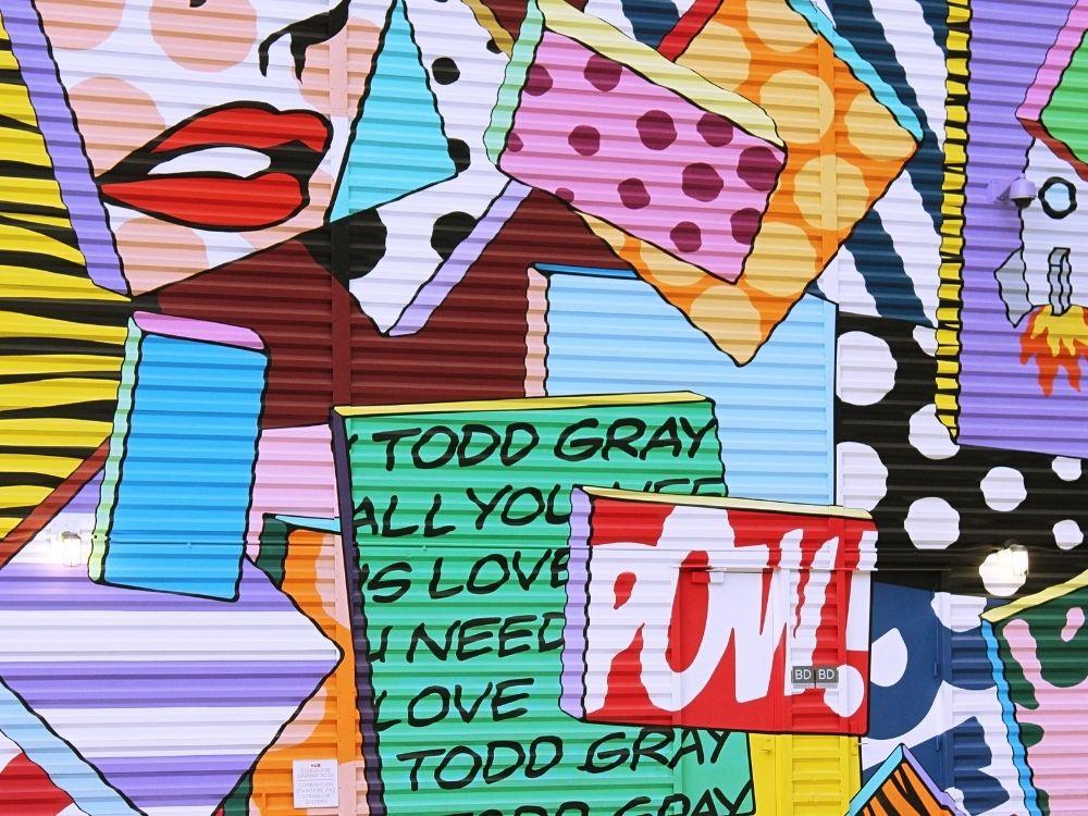 pop art copertina articolo