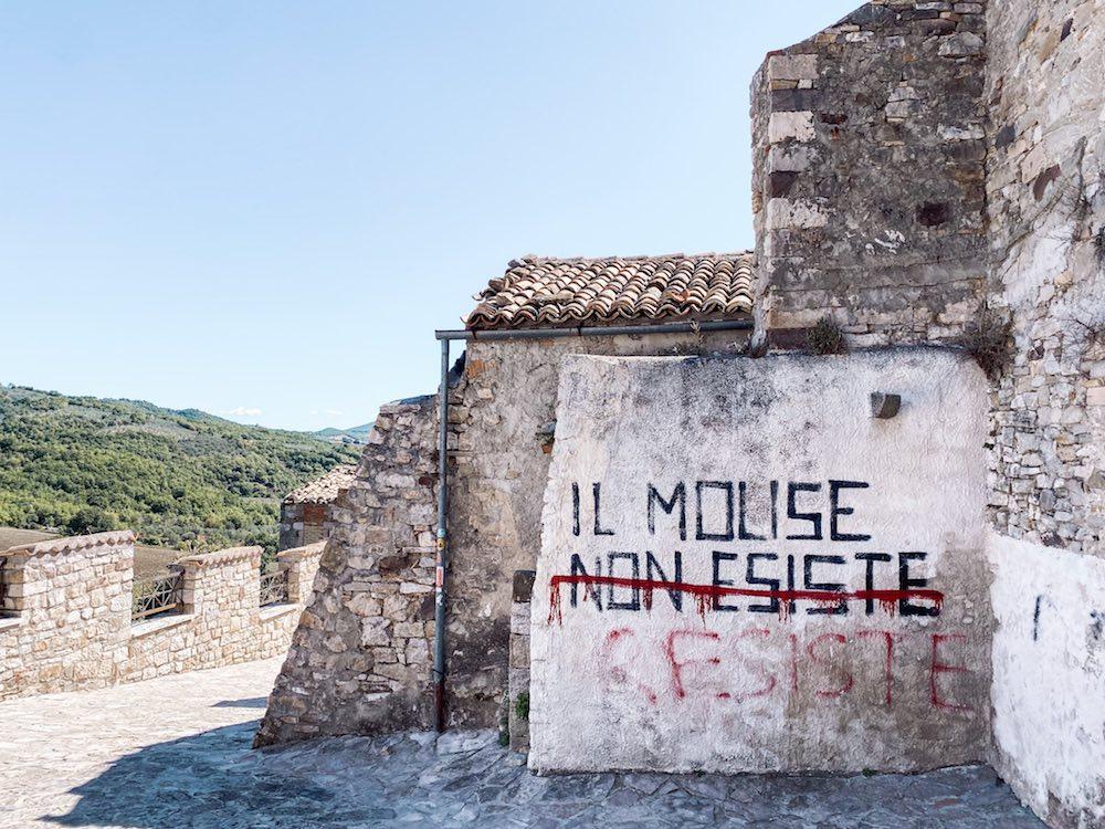 street art molise